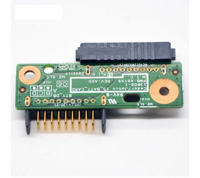 For Dell 15 3542 Battery Charger Connector Board X6YX9 0X6YX9 0HGGNK HGGNK