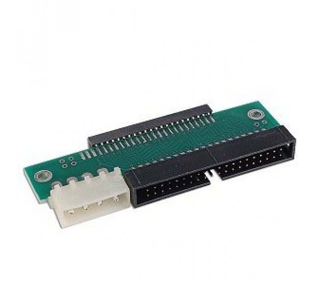 2.5-inch to 3.5-inch 40-pin IDE adapter