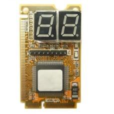3 in 1 Mini PCI-E PCI LPC 2 Digit PC Analyzer Combo-Debug-Card repair tool