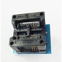 Bios Adapter Socket SOP8-DIP8 (200mil) OTS-20-1.27-01