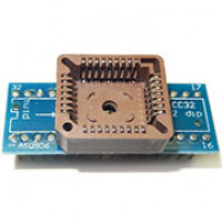 PLCC32 Adapter for PLCC32-DIP32 turn Bios programmer test IC adapter for USB programmer universal