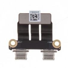 Dc Jack For Macbook Pro Retina 13 15 A1989 A1990 821-01646-A 821-01646-02