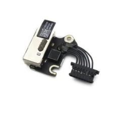 DC Jack for MacBook Pro 13 Retina A1425  820-3248-A MD212 ME662 EMC2557 MEC2672