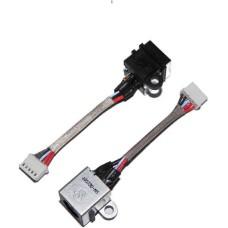 DC Jack For Dell 1564 1764 1464 CN-06K5PF DD0UM3PB001