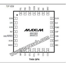 MAX1909 MAX1909E MAX1909ETI