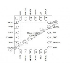TPS51123RGER TPS51123