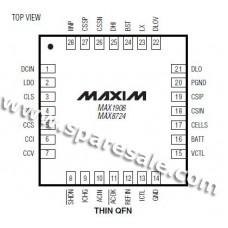 MAX8724ETI MAX8724E MAX8724