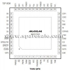 MAX17410GTM MAX17410