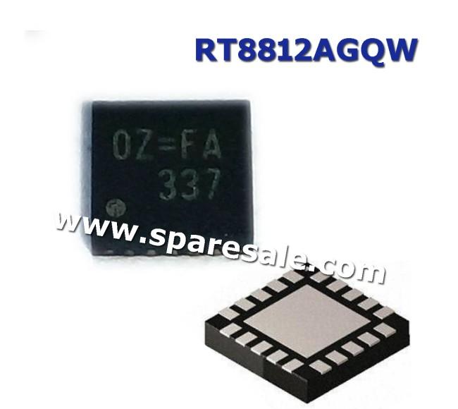 0Z-FC, 0Z-ED, 0Z , RT8812AGQW RT8812A