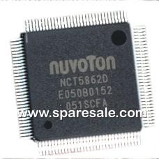 NUVOTON NCT5862D NCT58620 5862