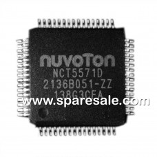 Nuvoton NCT5571D 5571