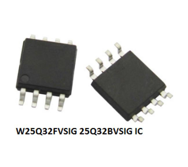 W25Q32BVSSIG W25Q32 W25Q32F 25q32 W25Q32B W25Q32FVSIG 25Q32BVSIG IC