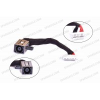 DC Jack For DELL INSPIRON 11 3000 3148 7000