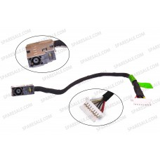 DC Jack For HP 240 250 255 G4 G5 15-AC 15-AY