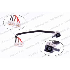 Dc Jack For Dell 15-3000 3551 3558 3552 450.03006.0001